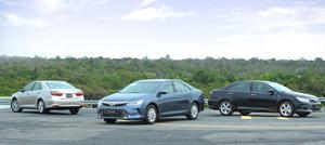 Toyota Việt Nam tăng trưởng 38% trong 6 tháng đầu năm
