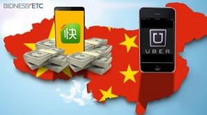 WeChat khiêu chiến Uber