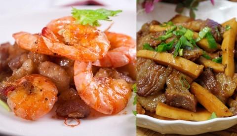 Mách bạn 6 món thịt heo kho thơm mềm, ăn cả tháng không chán