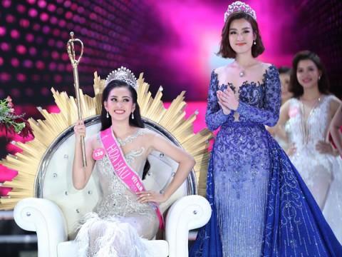 Vừa đăng quang, Hoa hậu Trần Tiểu Vy đã bị lộ bảng điểm nhiều điểm kém