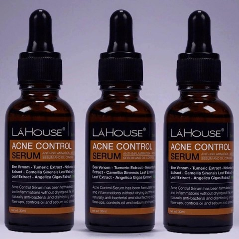 Mỹ phẩm Acne control serum trị mụn kém chất lượng, khách hàng cẩn trọng