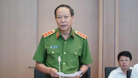 Thứ trưởng Công an nói về lời kể của bé gái bị ông Nguyễn Hữu Linh 'nựng' trong thang máy