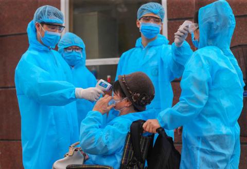 6.650 mẫu xét nghiệm ở Bệnh viện Bạch Mai đã âm tính, nhân viên y tế không phải nguồn lây nhiễm