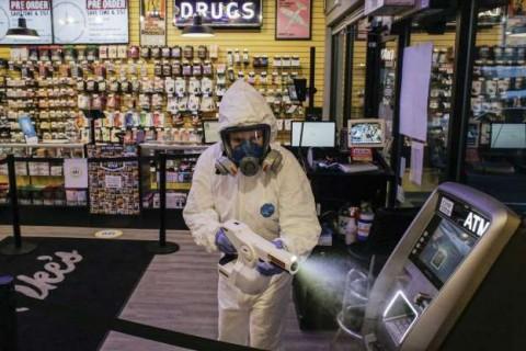 COVID-19: 'Mỹ có thể sẽ có tới 200,000 ca tử vong, hàng triệu người nhiễm'