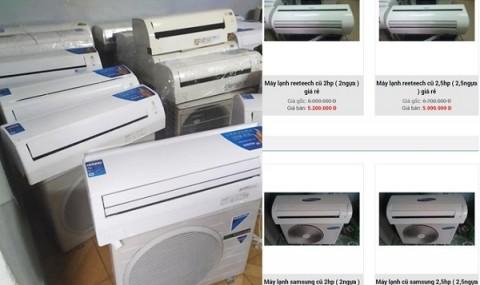 Những rủi ro khi mua máy lạnh cũ giá rẻ nên cân nhắc trước khi 'xuống tiền'