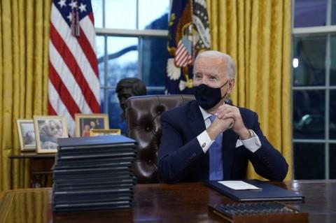 Ông Biden hé lộ về bức thư 'tử tế' ông Trump để lại