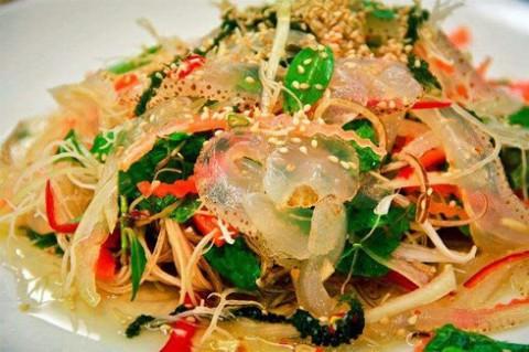 Món ăn giảm cân nhanh: Hết xuân sang hè mà bỏ qua món nộm này thì quả là đáng tiếc quá đi!
