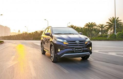 Toyota tiếp tục thông báo triệu hồi hai dòng xe nhập khẩu từ Indonesia