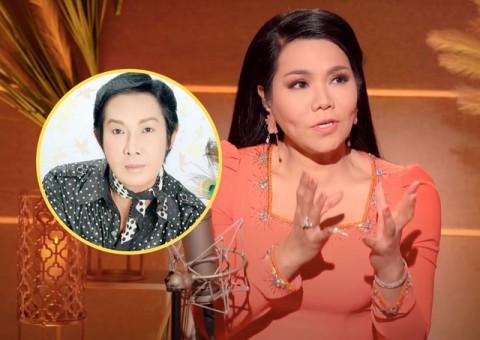 Ngọc Huyền kể sự cố nhớ đời khi song ca cùng nghệ sĩ Vũ Linh