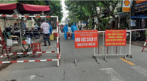 Số ca mắc COVID-19 ở TP.HCM đã vượt Bắc Ninh