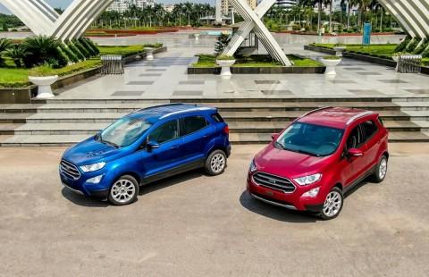 Triệu hồi 315 xe Ford EcoSport bán tại Việt Nam do lỗi hệ thống điện
