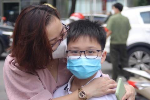 Tiêm vaccine cho trẻ: