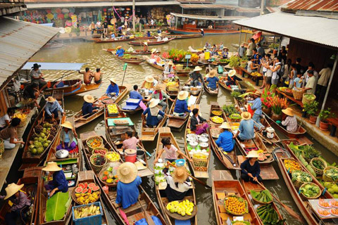 Kinh nghiệm mua sắm ở Bangkok từ A tới Z