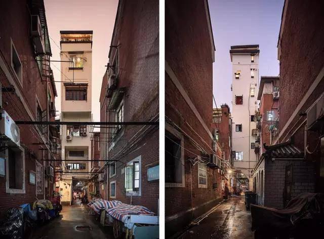 Gia đình ông Khang 3 thế hệ nhiều năm sống trong căn hộ 39m2 ở tầng cao nhất của một tòa nhà trong trung tâm thành phố Thượng Hải.