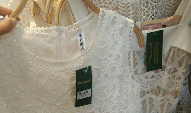 'Lập lờ' thương hiệu, hàng Quảng Châu đội lốt hàng thiết kế