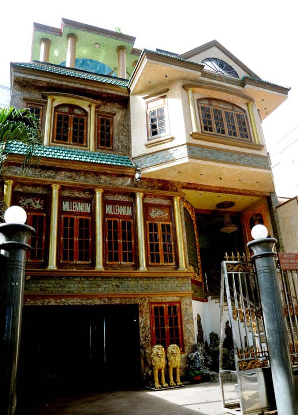 Sau biệt thự 105 tỷ đồng, Ngọc Sơn lầu đầu hé lộ ngôi nhà tại Hà Nội