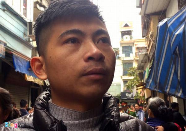 Cháy nhà ở Hà Nội:
