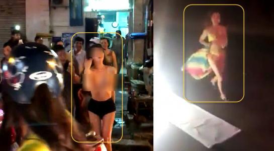Cô gái Sài Gòn cởi đồ, thiếu nữ Bắc Ninh mặc bikini mừng U23 Việt Nam vào bán kết - Một Thế Giới.