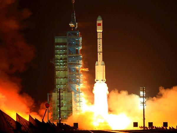 Thiên Cung 1 được phóng lên quỹ đạo từ tháng 9/2011