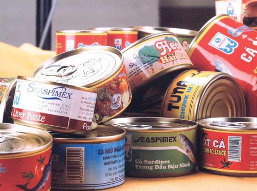 Các nhà khoa học Mỹ báo động về thực phẩm đóng hộp nhiễm lượng kẽm lớn