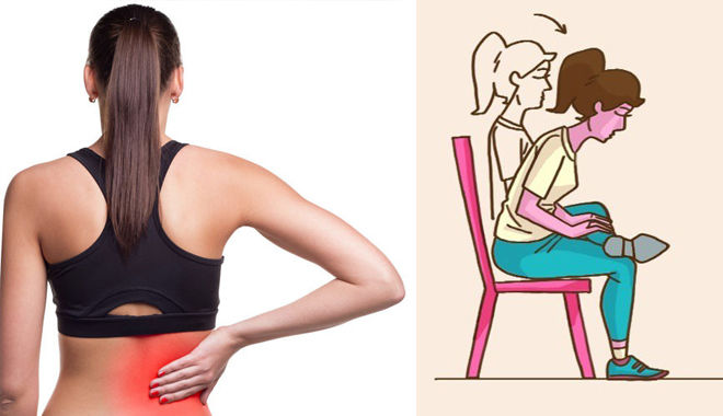Chỉ 5 phút với bài tập này, vừa giảm đau lưng lại giúp ngủ ngon giấc