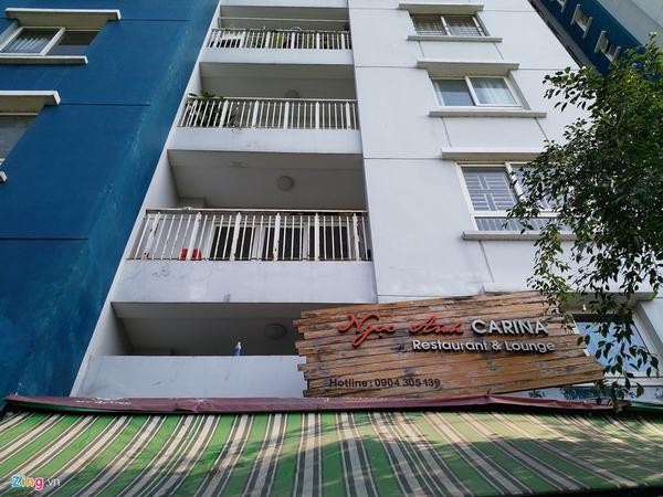 Những dấu bàn tay ám ảnh ở chung cư Carina 20 ngày sau thảm họa