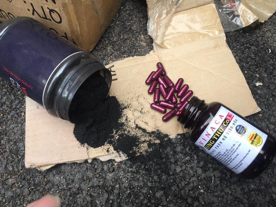 Vụ thuốc chữa ung thư từ bột than tre: Hải Phòng cấm lưu hành tất cả sản phẩm thuốc dán nhãn Vinaca