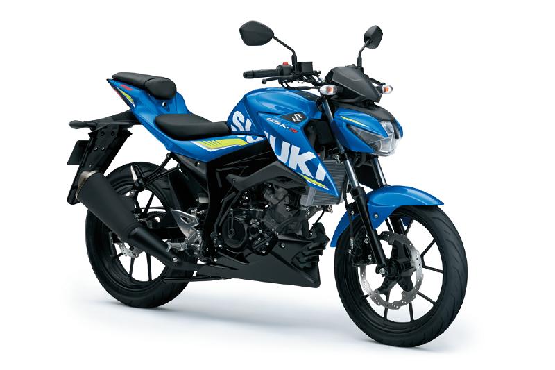 Bảng giá xe máy Suzuki tháng 5/2018 cập nhật mới nhất cho các mẫu xe