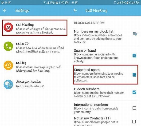 Cách chặn các cuộc gọi quấy rối trên điện thoại