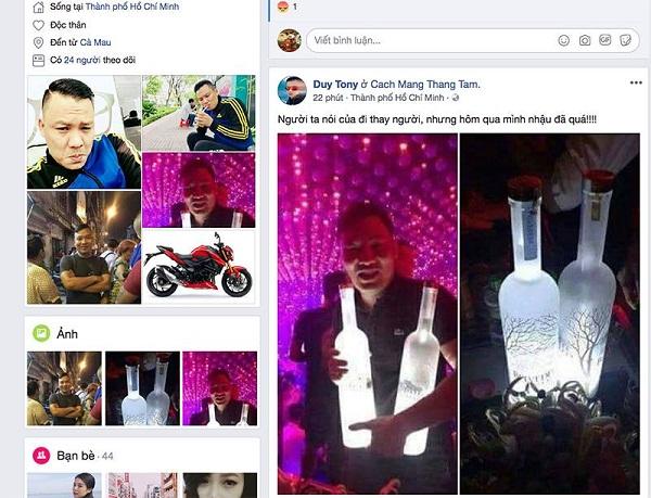 Chủ nhân xe SH vụ 2 hiệp sĩ bị đâm chết lên tiếng về phát ngôn gây sốc trên facebook