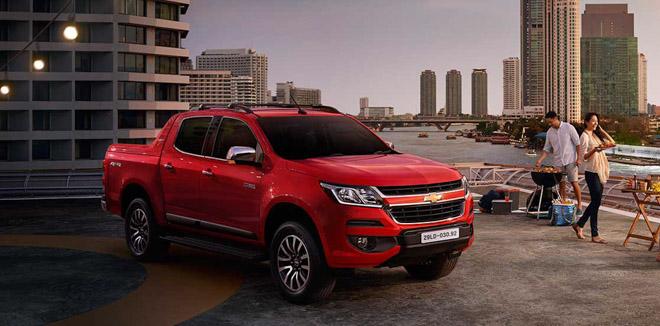 GM Việt Nam khuyến mãi tháng 5/2018: Bán tải Colorado đứng trước cơ hội vươn lên dẫn đầu về doanh số
