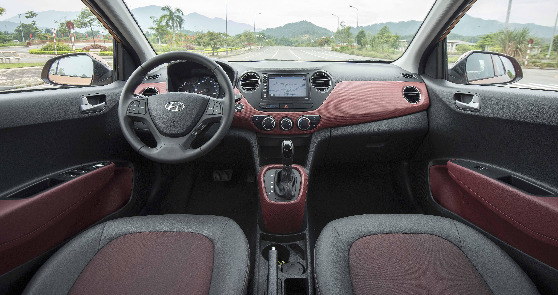 Hyundai Grand i10 chiếc xe bất ngờ tăng giá trong tháng này có gì đặc biệt?