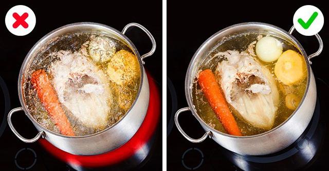 Những mẹo nấu ăn đơn giản chị em nào cũng phải biết