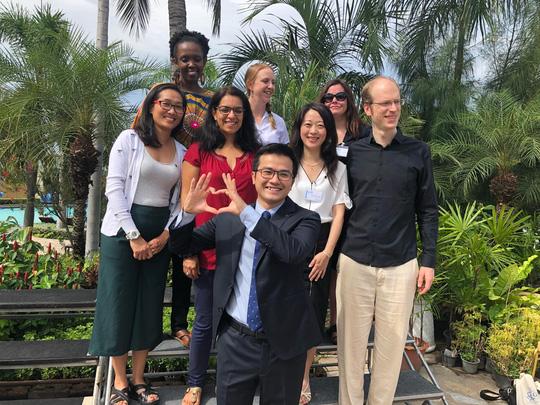 PGS người Việt 34 tuổi là thành viên Hội đồng Viện Hàn lâm Khoa học trẻ toàn cầu - Ảnh 1.