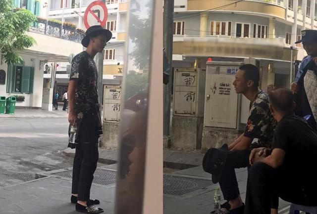 Hình ảnh mới nhất khiến khán giả tiếc nuối của Rocker Nguyễn.