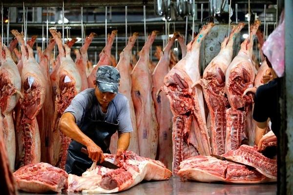 Trung Quốc đang xem xét nhập khẩu chính ngạch thịt lợn Việt Nam