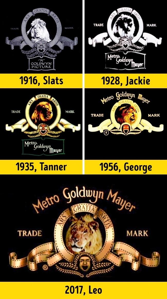 10 bí mật về logo của các hãng phim nổi tiếng Hollywood