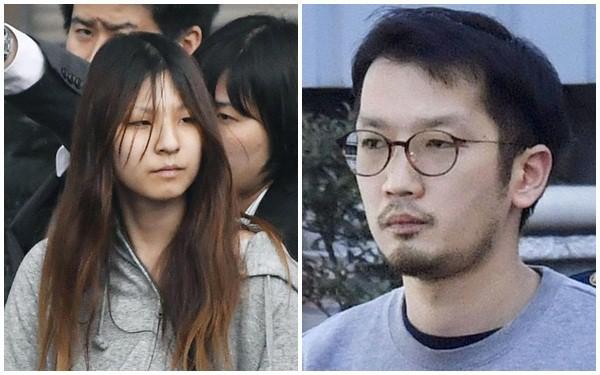 Mẹ đẻ và cha dượng của bé gái đã bị cảnh sát bắt giữ.