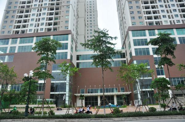 Chung cư Mandarin Garden 2: