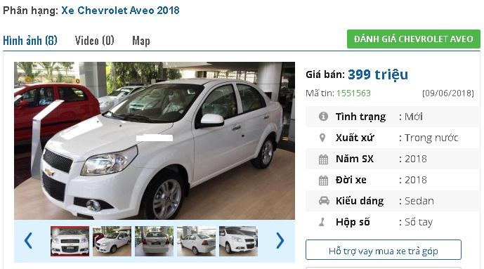Giảm mạnh 40 triệu đồng, chiếc ô tô mới 5 chỗ này có giá 399 triệu tại Việt Nam