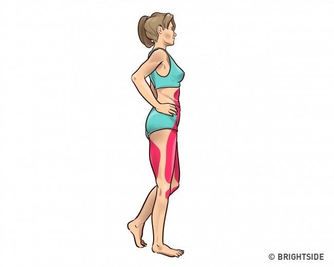 Loại bỏ mỡ hông chỉ với 3 phút thực hiện bài tập này trước khi đi ngủ