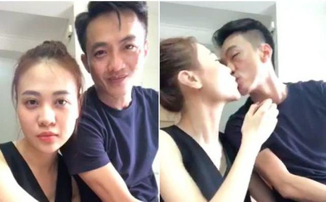 Sốt vì Cường Đô La táo bạo hôn Đàm Thu Trang, hứa hẹn