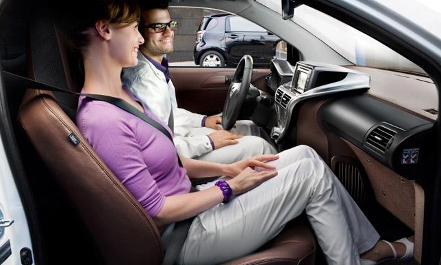 Tuyệt đối không ngồi vị trí này trên ô tô nếu không muốn bị coi bất lịch sự
