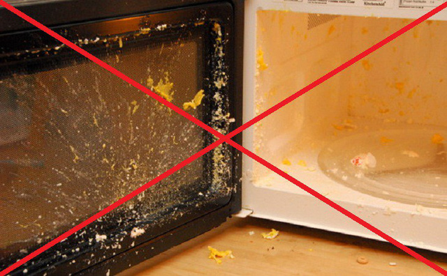 7 sai lầm không nên mắc phải khi sử dụng lò vi sóng