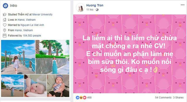 Bà xã Việt Anh