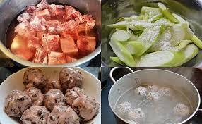 Cách nấu bún sườn chua hấp dẫn giải nhiệt ngày hè