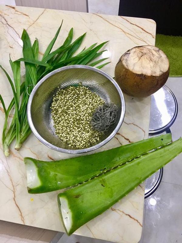 Cách nấu chè nha đam, đậu xanh mát lịm giòn sần sật ngày hè