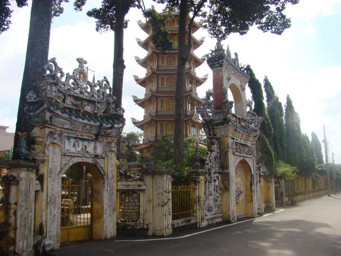 Top các ngôi chùa đang nắm giữ những kỉ lục thú vị ở Việt Nam