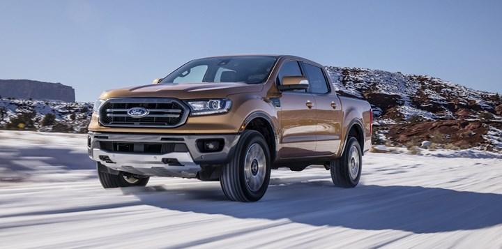 Ford Ranger 2019 có mức giá khởi điểm từ 565 triệu đồng