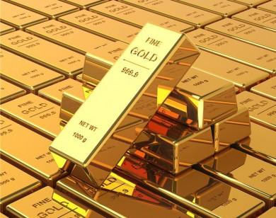 Giá vàng hôm nay 9/8: USD tăng, vàng chìm xuống đáy